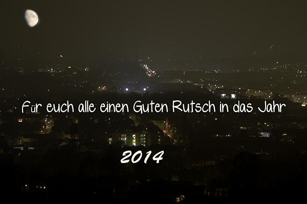 Guten Rutsch 2014