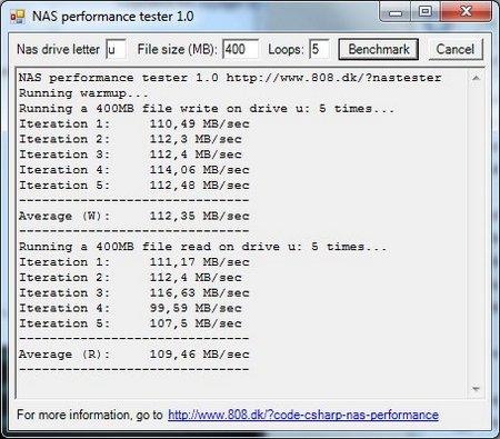 DIY Linux NAS server