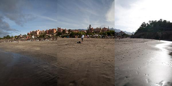 Panorama mit Hugin