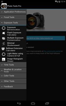 Android Apps für Fotografen