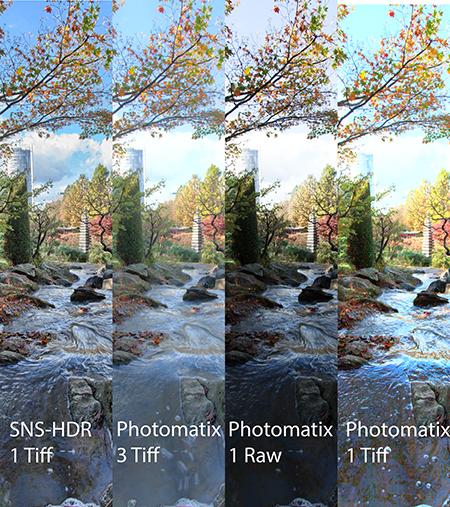 Photomatix 5.0 SNS-HDR der ewige Kampf